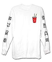 Long Sleeve T-Shirt Designed in California Feel: Super Soft Machine Washable Tagless Neck Label