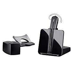 top 10 desk phone headset Plantronics CS540 Wireless Headset System with Elevator