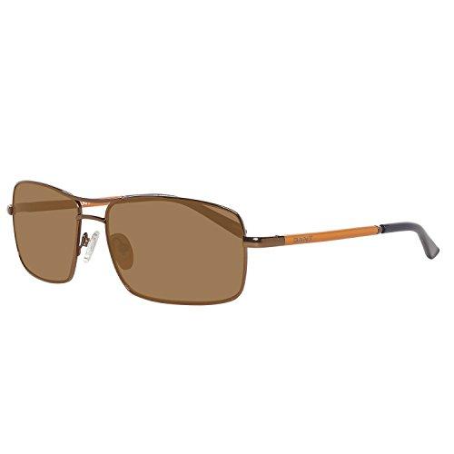Gant Sonnenbrille GA7004 59E13 Gafas de sol, Marrón (Braun), 59 para Hombre