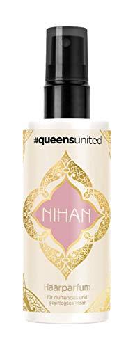 #queensunited Nihan Haarparfum