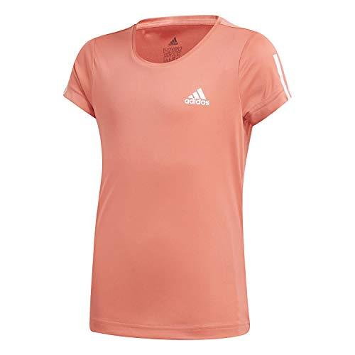 adidas Mädchen Equipment T-Shirt, Seflre/White, 164