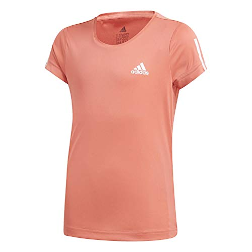 adidas Mädchen Equipment T-Shirt, Seflre/White, 152