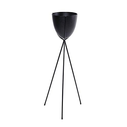 Style européen Fer Art Fleur Stand Simple Intérieur et Extérieur Fleur Pot Présentoir pour Balcon salon