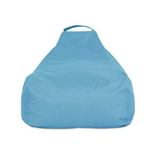 knorr-baby 440502 Sitzsack L, Fb. Petrol, Blau
