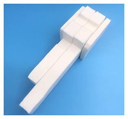 XIAOFANG 10 Tinta de desechos Pad Sponge Fit para Epson L110 L111 L120 L130 L132 L210 L211 L220 L222 L300 L301 L303 L310 L313 L350 L351 L353 L355