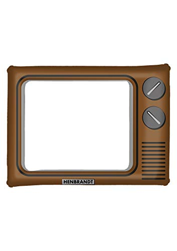 Henbrandt Aufblasbarer TV-Selfie-Rahmen, 60 x 80 cm