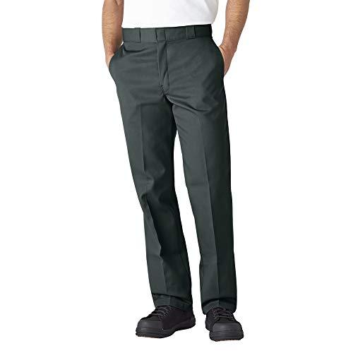 Dickies - 874 Original - Pantalon - Homme - Vert (Hunter Green) - 40W x 30L