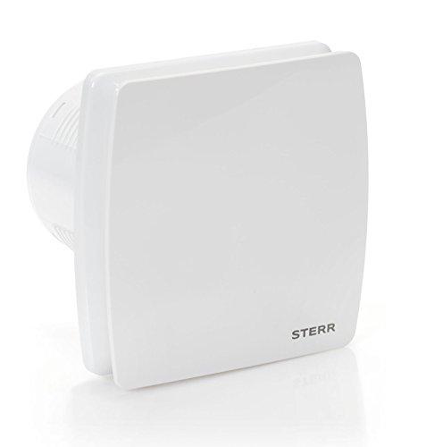 STERR - Ruhiger Badezimmerlüfter - LFS100-Q