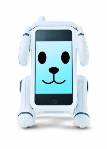 Bandai – TechPet – Chien Interactif pour Iphone (Import Royaume-Uni)