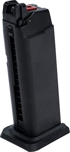 Evike EMG Magazine for BLU Compact & Glock 19 Series Gas Airsoft Pistols (Model: Green Gas)