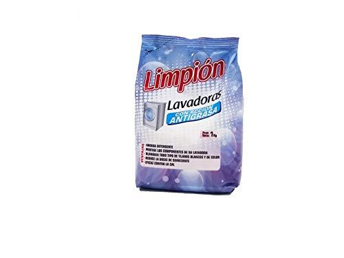 Limpion lavadoras desengrasante 1 Kg. - Limpion Bolsa 1 kg.