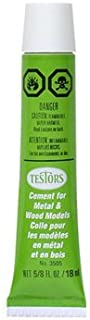 Cement For Wood & Metal-.625oz by Testor Corp.
