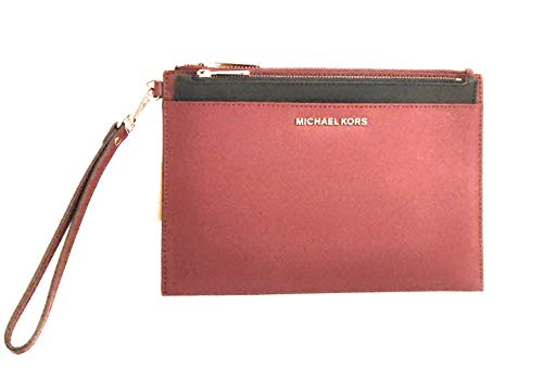Michael Kors Tasche Bordeaux Merlot 24x16cm neu Leder