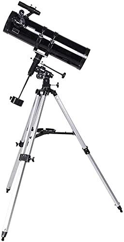 dh-2 Telescopio Telescopio HD, 150mm Riflessione Astronomico per Professionisti Principianti Riflettore Spaziale Adulti Bambini