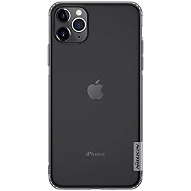 """Nillkin Case for Apple iPhone 11 Pro (5.8"""" Inch) Nature Series Back Soft Flexible TPU Grey Color"""