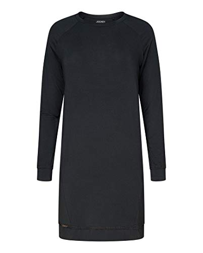 Jockey Supersoft Lounge Dress 2er Pack Black M
