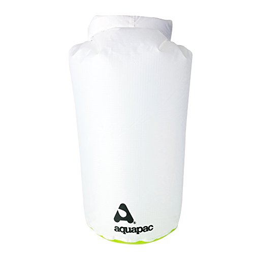 Aquapac Sac Etanche Packdivider, 24 cm, 8 L, Vert (Vert/Blanc)