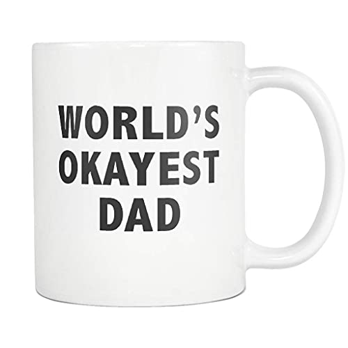 N\A Taza Blanca El papá más Bueno del Mundo