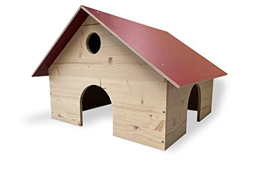 Entenhaus für Teichenten,Gartenteich,Teichentenhaus
