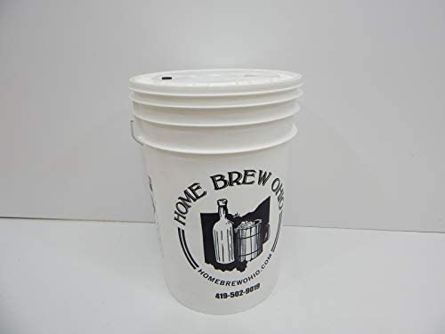 Home Brew Ohio Complete Fermenting Bucket product image