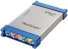 Pico Technology PicoScope 6404C - Osciloscopio para PC (4 canales, FG, 500...