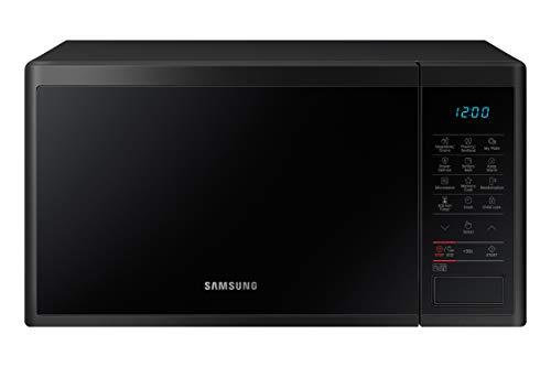 Samsung MS23J5133AK Solo Microwave, 800 W, 23 Litre, Black