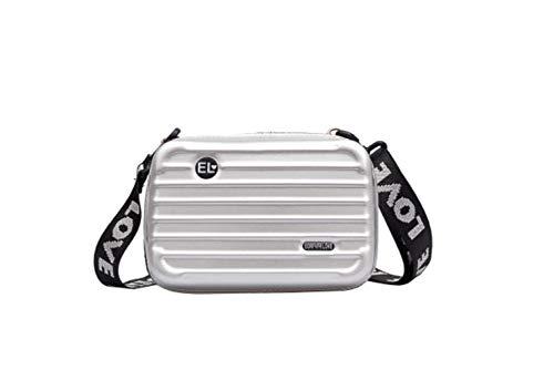 Erfhj Personity Fashion schoudertas in de vorm van een mini-koffer voor dames