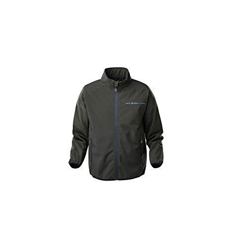 chaqueta chiruca softshell olaf 01 (L, VERDE)