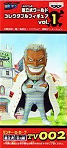 One Piece World Collectable Figure vol.1 Monkey D Garp single item TV002 (japan import) by One Piece