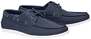 Tarocash Men's Lucas Boat Shoe Footwear Sizes 7-13 for Going Out Smart Occasionwear