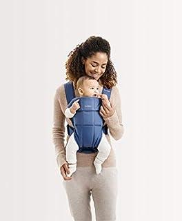 BABYBJORN Baby Carrier Mini in Cotton, Vintage Indigo (B07DYBJ6HH) | Amazon price tracker / tracking, Amazon price history charts, Amazon price watches, Amazon price drop alerts