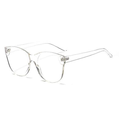 ZZZXX Gafas De Sol Niños Color Caramelo De Una Pieza Europeo Y Americano Colorido Gafas De Piloto Con Estuche Y Paño De Limpieza, Para Ciclismo Pescar Y Conducir