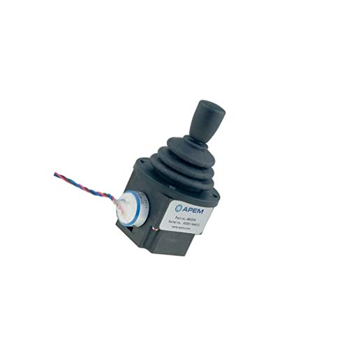 4R18-2S1E-55-00 Joystick 1- axis 5kΩ -20-55°C IP65 Linearity: ±2% APEM