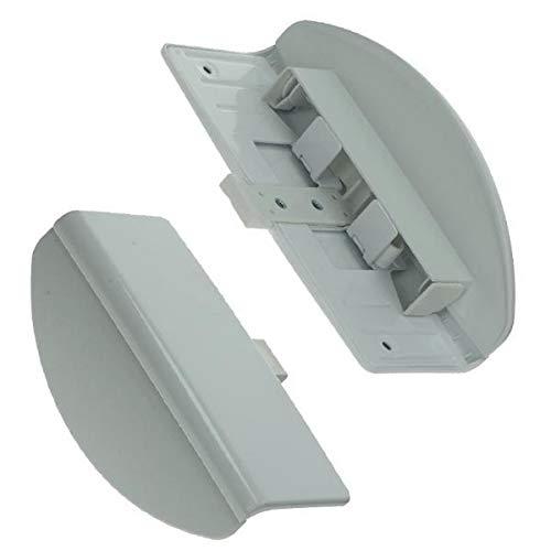 Poignée de porte à dépression blanche pour réfrigérateur, congélateur Liebherr 7042614