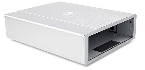 OWC Mercury Pro Externes Blue-Ray-Gehäuse für DVD/CD-RW-Laufwerk - OWCMR3UKIT - Edelstahl