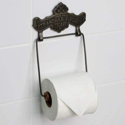 Top 10 best selling list for st pancras toilet paper holder