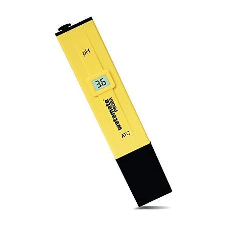 Watamate Proba Digital pH Meter pH Tester for Water Purity in Labs, Home, Agriculture or Fishtank