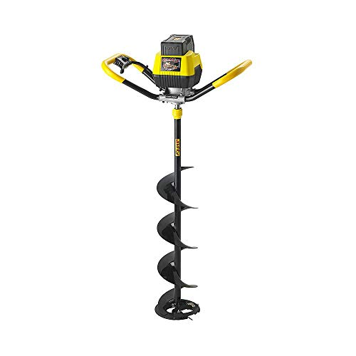 """Jiffy 56-08-ALL E6 Lightning Electric Powered 8"""" Ice Drill with Xtdrill Assembly"""