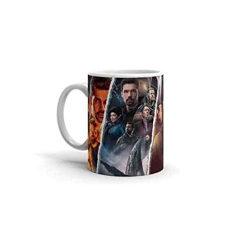 The Expanse White 11oz 15oz Coffee Mug - Great Mug For Mom Dad Workers And Boss