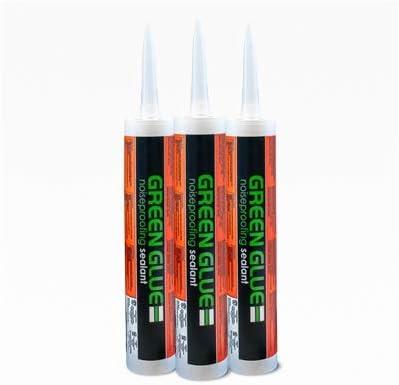 Green Glue Noiseproofing Sealant - 28 Tube 3 Luxury Super sale goods Pack oz