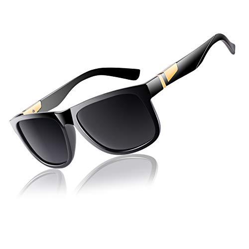 GQUEEN Gafas de Sol Polarizadas Unisex – Gafas para Hombre y Mujer...