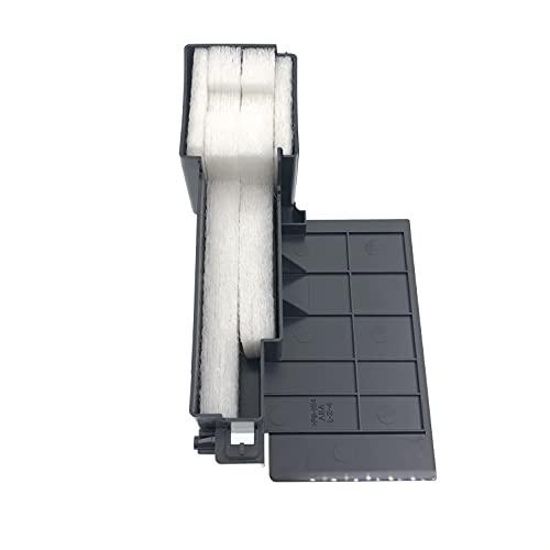 OKLILI Esponja de Almohadilla de Tinta Residual Compatible con Epson L110 L111 L120 L130 L132 L210 L211 L220 L222 🔥