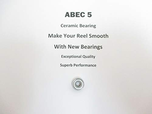 Shimano TEK-300LC Tekota TGT0112 TGT0484 ABEC5 Ceramic Bearing 4x11x4#36