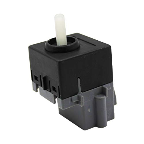 HVAC Blower Motor Control Switch 599-5000 Replacement for Peterbilt 384 2008 2009 2010 2011 2012 2013 2014 2015