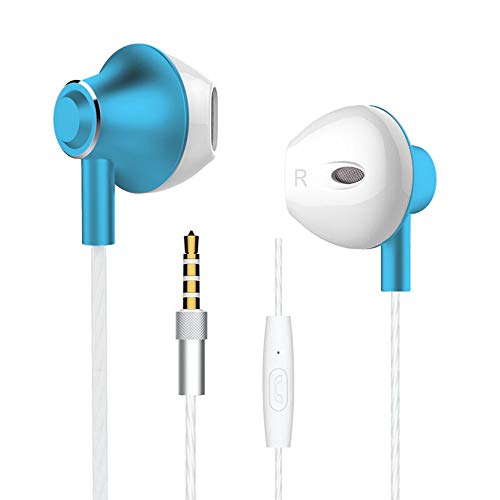 Beats by Dr Dre Powerbeats3 Wireless in-Ear Bluetooth Headphone with Mic - Beats Pop Collection- Pop Blue(Renewed)