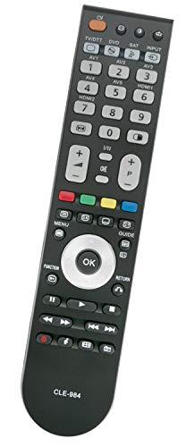 ALLIMITY CLE-984 Afstandsbediening Vervangen voor Hitachi Plasma LCD TV H01 V01 X01 SERIES TV