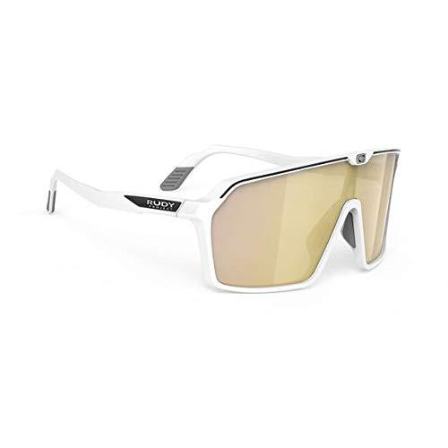 Rudy Project Spinshield (White Matte - Rp Optics Multilaser Gold) - Sonnenbrille