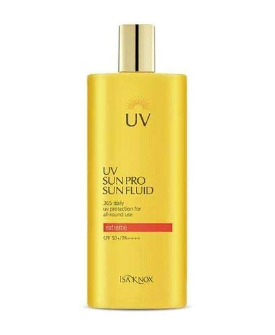 ピストンレビュアーメディア[イザノックス] ISA KNOX [UV サン プロ365 エクストリーム サン フルイドSPF50 + PA ++++ 100ml] UV Sun Pro 365 Extreme Sun Fluid 100ml [海外直送品]