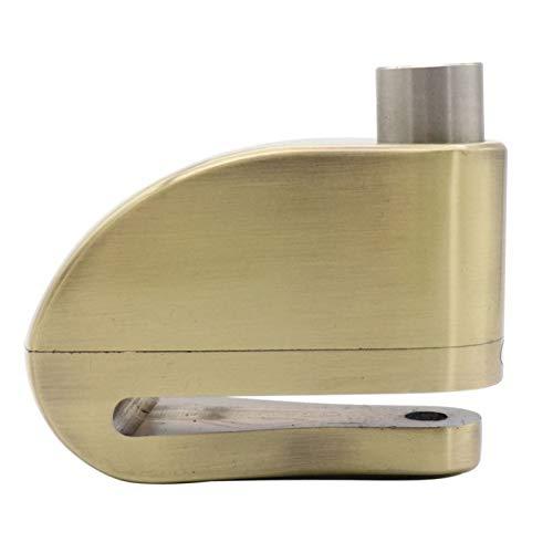AKDSteel - Candado de freno de disco de acero inoxidable grueso a...