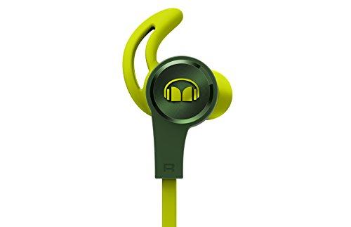 Monster iSport Achieve In-Ear Kopfhörer grün